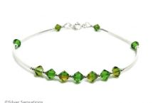 Green-yellow-crystals-bangle